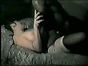 Hubbys sloppy seconds after black guy internal ejaculation